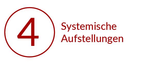 Gehe zu Bereich 4: Systemische Aufstellungen